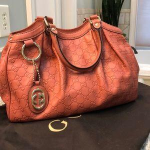 """Gucci """"Sukey"""" medium tote leather"""